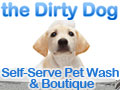 the Dirty Dog Self Serve Pet Wash and Boutique
